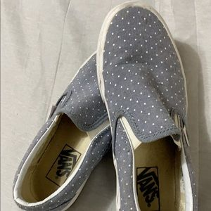 Vans Shoes - Polka dot Vans